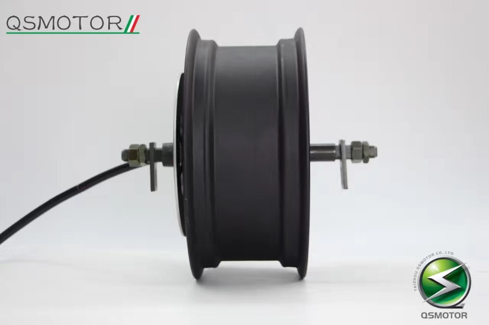 New 12 X 5.0 inch 1500W - 5000W 260 Brushless DC Electric Doulbe Shaft Detachable Separated Bike Scooter Wheel Hub MotorNew 12 X 5.0 inch 1500W - 5000W 260 Brushless DC Electric Doulbe Shaft Detachable Separated Bike Scooter Wheel Hub Motor