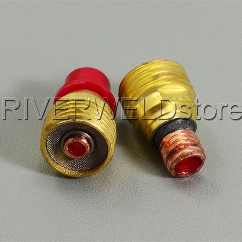 TIG Collets Body Gas Lens 45V45 3.2mm & 1/8