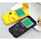 for iPod Touch 5 Case Retro Game 3D Boy Back Protective Soft Silicone Case Cover for iPod Touch 6 Case Fundas Coque Capa