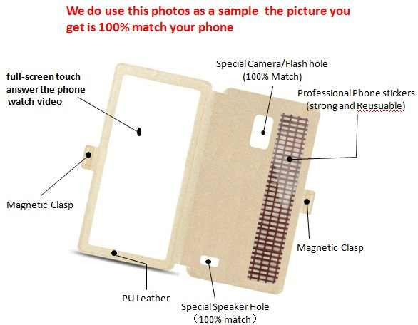 Flip cuero de la PU + cartera, caso de la cubierta para DEXP Z255 Z155 GL255 G250 Ixion ES550 ES355 ES1050 EL450 Z150 XL150 ML450 ML245 caso