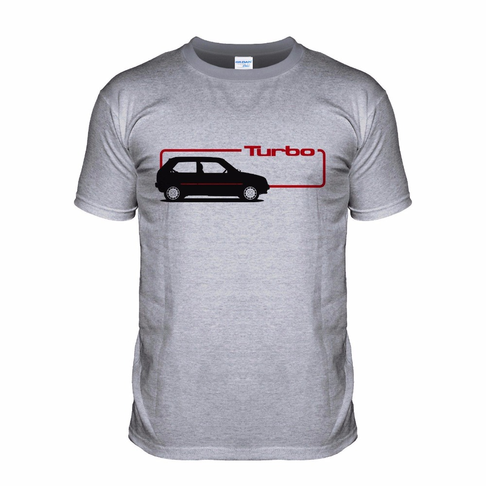 Newest 2018 Fashion T-Shirt Men Clothing High Quality For Man Better Metro Turbo Car 1980S Retro O-Neck T Shirt Men