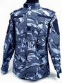 USMC Armee Marine DPM Navy Blau Camo ACU Stil Uniform Set Marine DPM Navy Blau Camo Hemd und Hosen|pants grey|shirts skateboardshirt black -