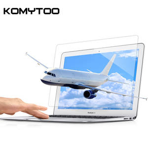 9 H Tempered Glass For Apple Macbook Air 11.6 12 13.3 inch Screen Protector For MacBook