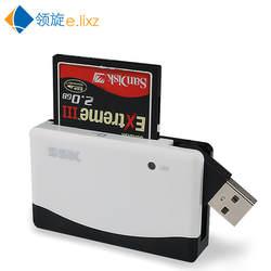 Новое поступление все в одном USB 2,0 Мульти устройство чтения карт памяти для SD/SDHC/Micro SD/TF/M2/MS/WiFi карт-ридер оптовая продажа бесплатная доставка