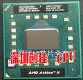 Оригинал AMD Athlon II Dual-Core Mobile M320 AMM320DBO22GQ ноутбук ПРОЦЕССОР процессор ноутбука M360 M340 N350 P320 P340 N370