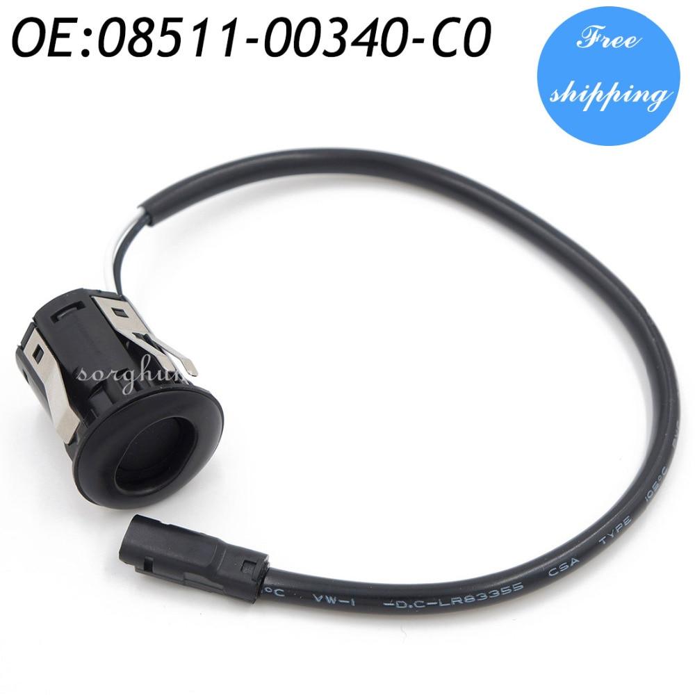 08511 00340 C0 08511 00340 Bumper Ultrasonic Reverse PDC Parking Sensor Fits Toyota