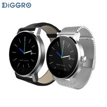 2d2c096a99c Diggro K88H Mais o Esporte Contagem Regressiva do Relógio Inteligente  Monitor De Freqüência Cardíaca Do Bluetooth