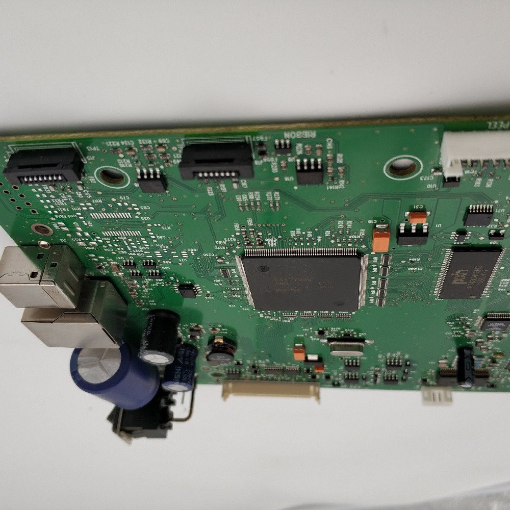 USED MOTHERBOARD FOR Zebra GK420T 420T With Network