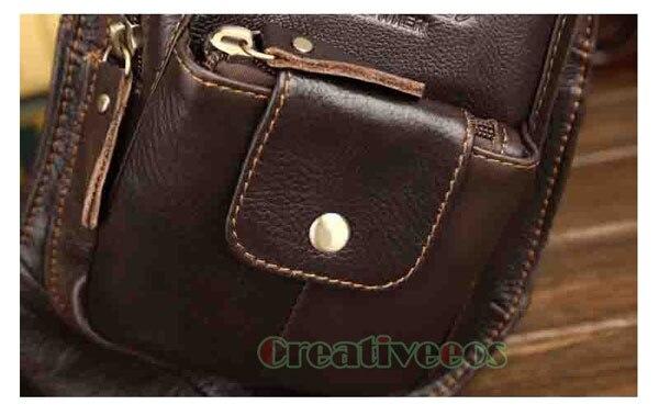 de ombro homensageiro sling bolsa Tipo de Ítem : Messenger Bags
