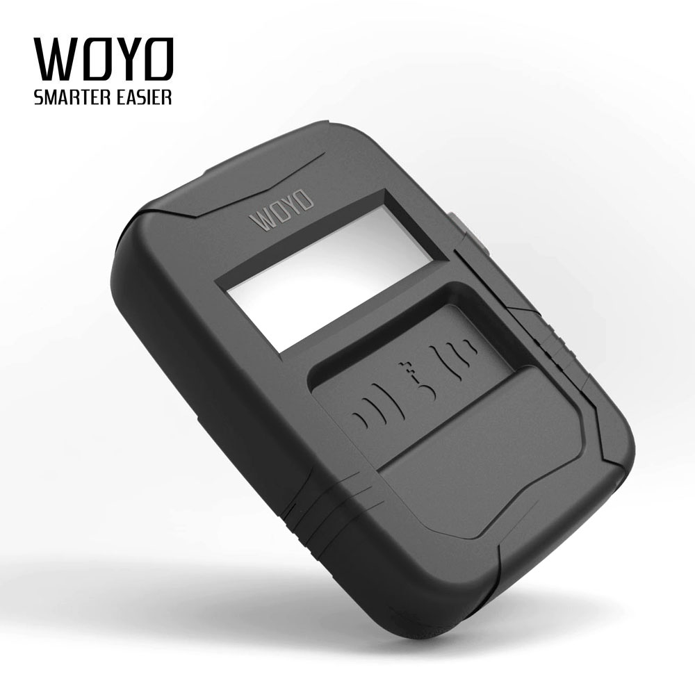 US $22 5 25% OFF WOYO RF Remote Control Wireless Frequency Meter Counter  Detector Cymometer car key tester-in Auto Key Programmers from Automobiles  &