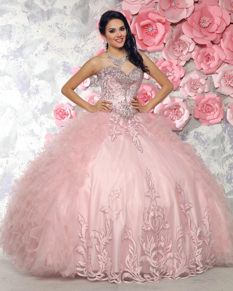 Light Pink Sweet 16 Dresses – Dresses for Woman
