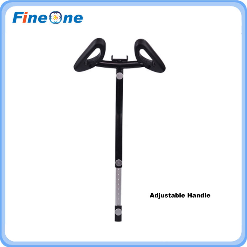 XiaoMi Mini Scooter Handle Adjustable Handbar Control for XIAOMI Mini Scooter DIY Extension Handbar with Height Adjustable adjustable scooter handle handrail hand control for xiaomi ninebot