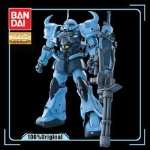 BANDAI MG 1/100 MS 07B 3 Gouf Custom Mobile Suit Gundam Effects Action Figure Model Modification