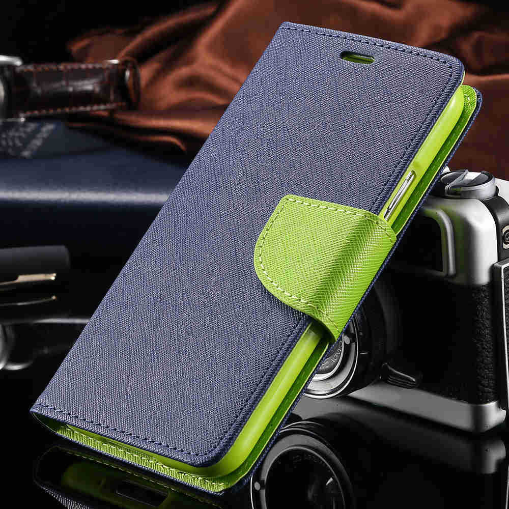 New Fashion Luxury with logo Flip Case for Samsung Galaxy Note 2 II N7100 Leather Wallet Stand Brand Cover Cute Elegant