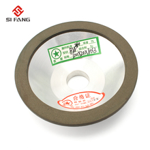 100mm 240 Grit  Resin Bonded Flaring Cup Diamond Grinding Wheel For Carbide Metal  75% цены онлайн