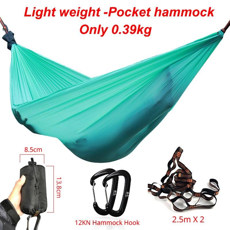 ultralight parachute hammock hunting mosquito net hammock straps only0.39kgultralight parachute hammock hunting mosquito net hammock straps only0.39kg