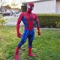 Spiderman traje adulto de impresión 3d adulto spiderman niños máscara lycra zentai spandex final increíble 3 ropa traje trajes de los hombres