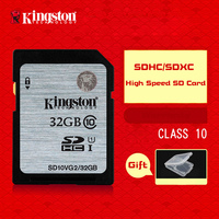 Kingston Micro SD Memory Card 32G SDHC SDXC Digital Card Class10 Card 32gb Cartao De Memoria