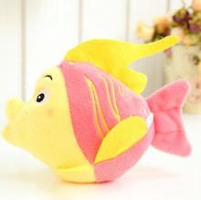 WYZHY Mixed color delivery cartoon fish dolls plush toys wedding 20cm