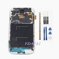 Lcd Display For Samsung Galaxy S4 I9505 LCD Display Touch Screen Digitizer Full Assembly Frame