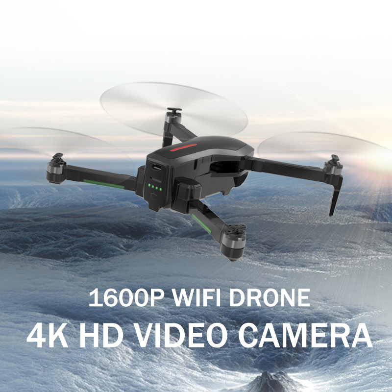 Image 4 - Professional FPV GPS Drone 4K with Camera HD WIFI Brushless Motor RC Quadcopter 25 Minute Flight Time Racing Helicopter RTF Dron-in RC Helicopters from Toys & Hobbies