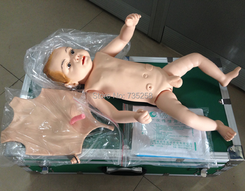 Nursing Baby,Senior Baby Care Model,Baby Care Practice Model
