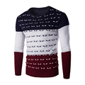 Winter Mens Pullover Sweaters High Quality Long Sleeve Patchwork Ugly Outwear Clothes Christmas Sweater Yeezy Jumpers Tops Q42
