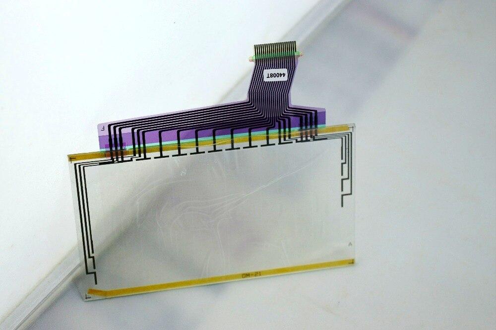 G. T./GUNZE U.S.P. 4.484.038 MZM-02 44008 T panneau de verre tactile, ont en STOCK