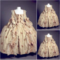 18 Century  Civil War Southern Belle Gown evening Dress/Victorian Lolita dresses/scarlett dress US6-26 SC-1079