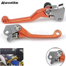 Dirtbike CNC Pivot Brake Clutch Levers For ktm 530XC-W/XCR-W/EXC-R/EXC 2008-2011 450SMR 2013 530 XCR-W EXC-R EXC 530 Mototcycle кольца liza geld 11801294 r pe w