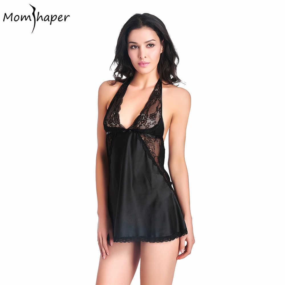 950ecb3692 ... Sleepwear Sexy Lingerie Female dress pyjamas women night dress Ladies  home clothes bathrobes Sleep lounge nightie ...
