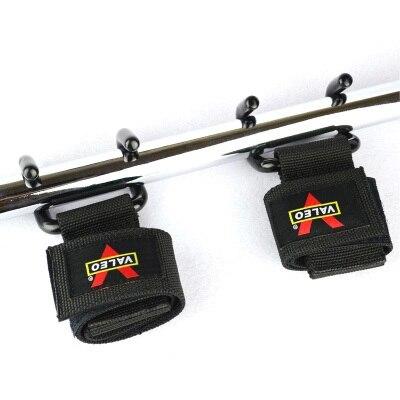 Power Weightlifting Hook Training Gym Grips Straps Bandage Gloves Fitness Steel Hand Bar Hooks Wrist Support Straps Wraps Brace