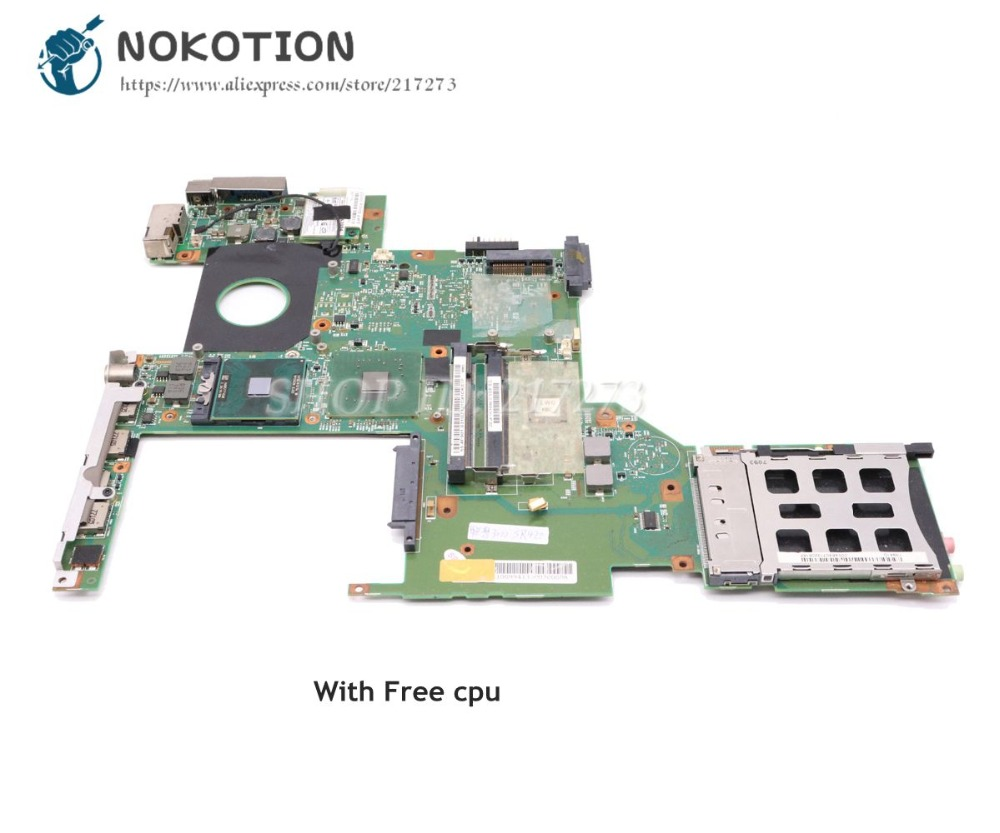 NOKOTION DDR2 Laptop Motherboard Lenovo 3000 for 3000/E390/E390a 943gml/Ddr2/Free-cpu/48.4q801.01n-55.4f901.031