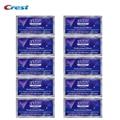NENHUMA CAIXA Crest 3D White Whitestrips LUXE 10 Tratamentos (20 tiras) Dentes Branqueamento Efeitos Profissionais