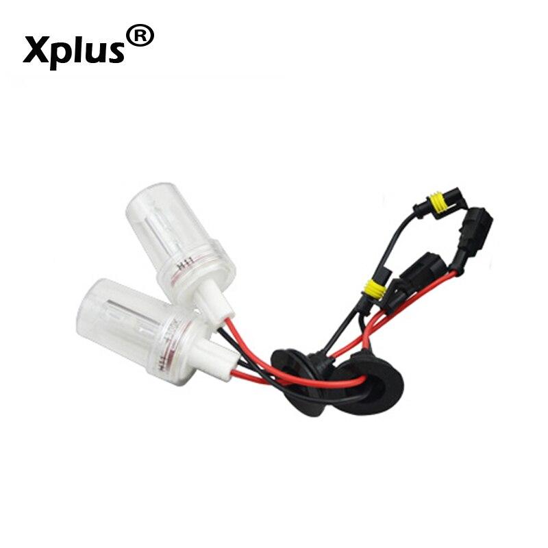 Xplus 100 W HID Xenon kit H1 H3 H7 H8 H11 9005 9006 HB3 HB4 4300 k 6000 k 8000 k für Auto Scheinwerfer 2 stücke AC ballast - 2