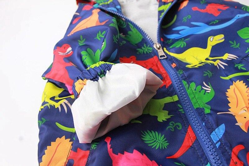 Croal cherie jaqueta de algodão para crianças