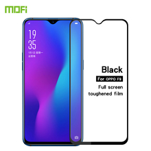 For OPPO F9 F9 Pro Tempered Glass MOFI Full Screen Coverage Tempered Glass For OPPO F9 F9 Pro Screen Protector Film mofi for for zte nubia z17s nx595j tempered glass full screen coverage tempered glass screen protector protective film