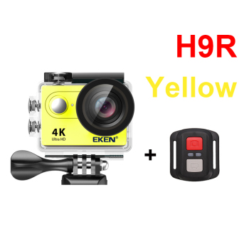 "EKEN H9R / H9 Action Camera Ultra HD 4K / 30fps WiFi 2.0"" 170D Underwater Waterproof Helmet Video Recording Cameras Sport Cam 13"