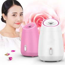 Deep Cleaning Facial Cleaner Steamer Beauty Face Steaming Device Facial Steamer Machine Facial Thermal Sprayer Skin Care Tool thb cp206 intelligent facial steamer humidifier sprayer white deep pink