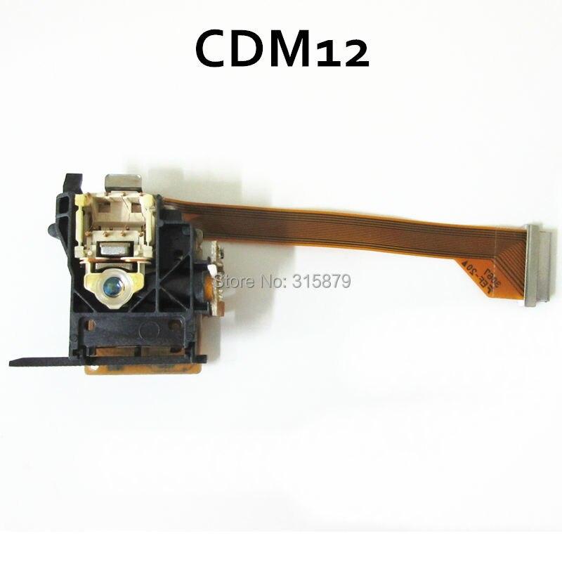 Tüketici Elektroniği'ten DAC'de Orijinal CDM12IND CDM12 IND CD Optik Lazer Pikap Philips CDM 12 Endüstriyel