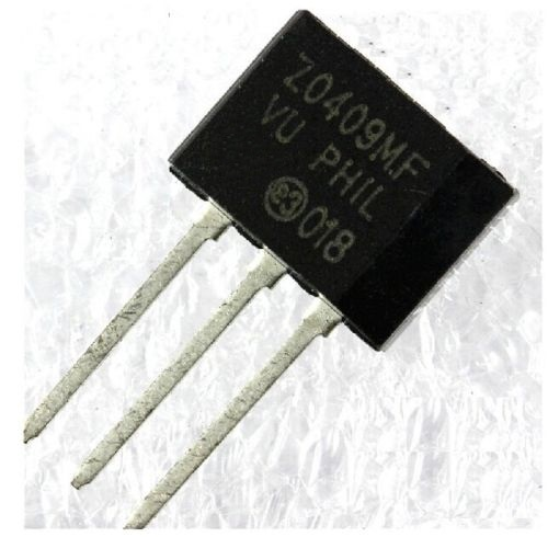10pcs PCS Z0409 <font><b>Z0409MF</b></font> 4A TRIACS TO-202 New image