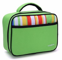 MIER Tragbare kinder lunch box Isoliert kühler lunch bag