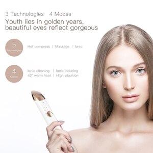 Image 2 - Masajeador Facial eléctrico PRETTYME, herramienta de reparación iónica de arrugas activa para el cuidado de la belleza de la piel, herramienta electrónica para el cuidado de la piel facial