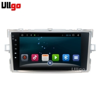 Android 7.1 Car Head Unit for Toyota Verso Autoradio GPS 1 din Car Radio GPS Central Multimedia in Dash GPS Free 8GB USB Flash