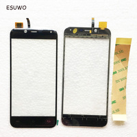 ESUWO New Touch Panel For Cubot Magic Touch Screen Sensor Front Glass Replacement Touchscreen