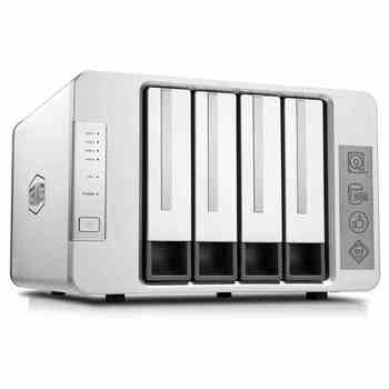 """3.5""""/2.5inch 2G 4Bay HDD NAS for home/office cloud storage 2.4Ghz CPU 100Mb/s with RAID function Support Samba/AFP/NFS/FTP"""
