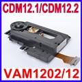 Vam1202 / 12 Optical Pickup mecanismo VAM-1202 assembleia Lens Laser CD VCD para CDM12.1 CDM12.2