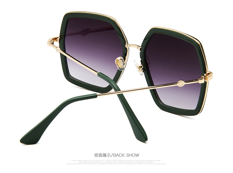 HTB16eEUdYYI8KJjy0Faq6zAiVXaE - Square Luxury Sun Glasses Brand Designer Ladies Oversized Crystal Sunglasses Women Big Frame Mirror Sun Glasses For Female UV400