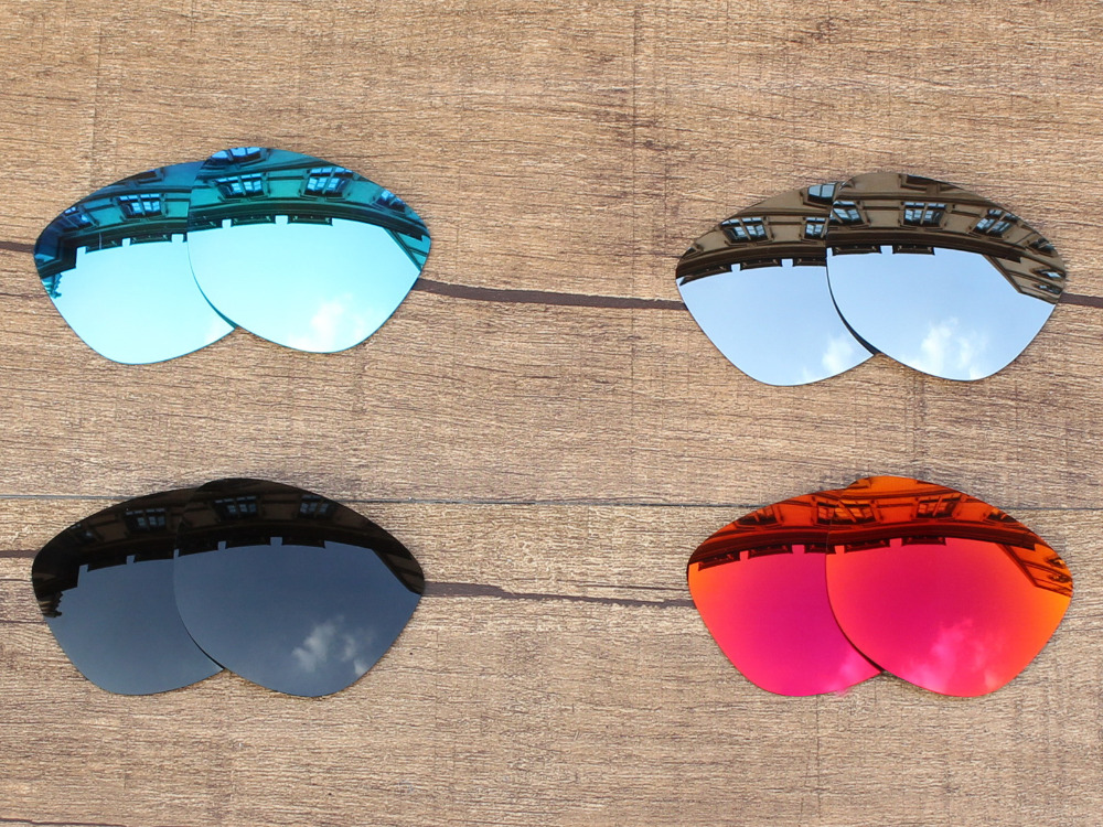 PapaViva POLARIZADA Lentes de Reposição para óculos de Sol Frogskins LX 100%  UVA   Uvb Várias Opções em Óculos de sol de Acessórios de vestuário no ... 7a0fdebed8