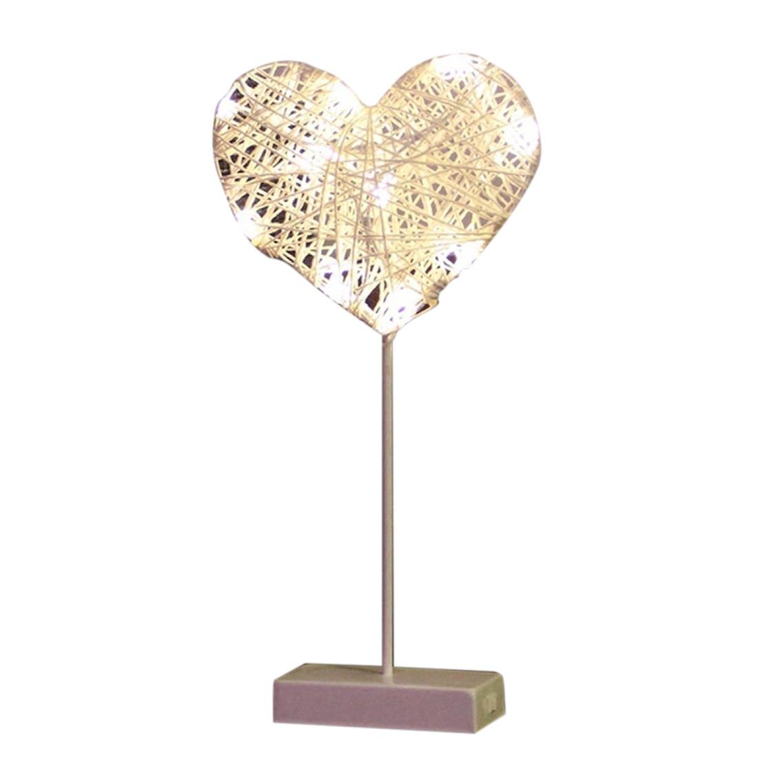 Brand New Creative handmade night light love LED decorative lamp dormitory small table gifts